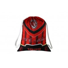 AC Milan Pumping Rope Backpack Bag
