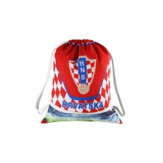 Croatia Pumping Rope Backpack Bag