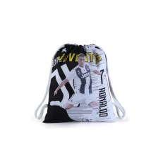 Juventus 7 RONALDO Pumping Rope Backpack Bag