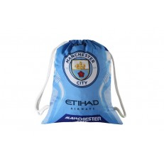 Manchester City Pumping Rope Backpack Bag