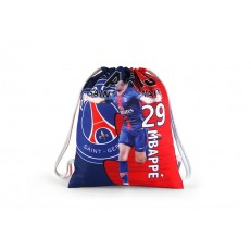 Paris St-Germain 29 MBAPPE Pumping Rope Backpack Bag
