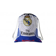 Real Madrid Pumping Rope Backpack Bag