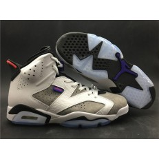 AIR JORDAN 6 RETRO HI FLINT GREY CI3125-100