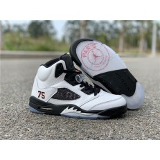 AIR JORDAN 5 PARIS SAINT-GERMAIN FRIENDS AND FAMILY PSG WHITE AV9175-101