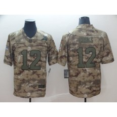 Los Angeles Rams #12 Brandin Cooks Camo Salute To Service Limited Nike NFL Men Jersey