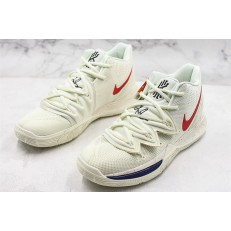 NIKE KYRIE 5 EP WHITE RED AO2919-009