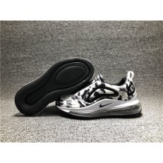 KID'S NIKE AIR MAX 720 GREY BLACK AO2924-101