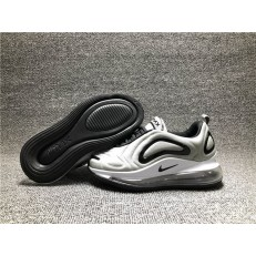 KID'S NIKE AIR MAX 720 GREY BLACK WHITE AO2924-004