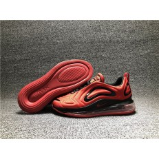KID'S NIKE AIR MAX 720 RED BLACK WHITE AO2924-600