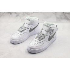 NIKE AIR FORCE 1 HI 07 WHITE 315115-113