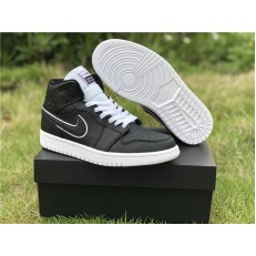 AIR JORDAN 1 MID GS MAYBE I DESTROYED THE GAME 852542-016