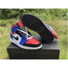AIR JORDAN 1 MID TOP 3 554724-124