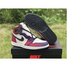 NIKE SB X AIR JORDAN 1 LAKERS CHICAGO CD6578-507