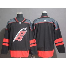 Carolina Hurricanes Blank Black Adidas NHL Men Jersey