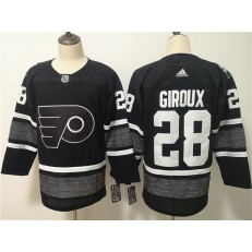 Philadelphia Flyers #28 Claude Giroux Black 2019 NHL All-Star Game Adidas Jersey