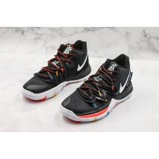 NIKE KYRIE 5 FRIENDS BLACK MULTICOLOR AO2919-006