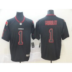 Arizona Cardinals 1 Kyler Murray Black Shadow Legend Limited NFL Nike Men Jersey
