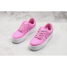 NIKE WMNS AIR FORCE 1 LOW SAGE PSYCHIC PINK WHITE AR5339-601