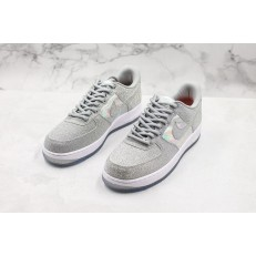 NIKE AIR FORCE 1 LOW REBEL XX SILVER BV7344-090