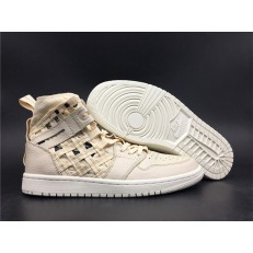 AIR JORDAN 1 HI BEIGE WHITE CD6757-200