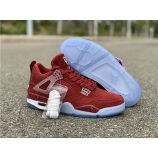 AIR JORDAN 4 THE OKLAHOMA SOONERS PE AJ4-904282