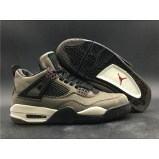 TRAVIS SCOTT x AIR JORDAN 4 DARK MOCHA GREY AJ4-882335