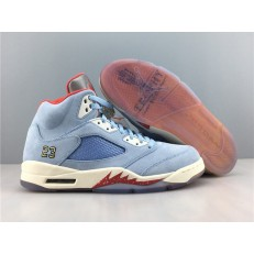 TROPHY ROOM x AIR JORDAN 5 ICE BLUE CI1899-400
