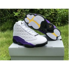 AIR JORDAN 13 RETRO HI LAKERS RIVALS 414571-105