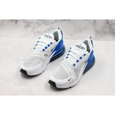 Nike Air Max 270 White Blue AH8050-110