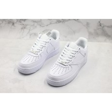 NIKE AIR FORCE 1 LOW WHITE BACKWARDS SWOOSH AQ3355-101