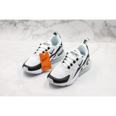 Nike Air Max 270 White Black Floral AR0499-100