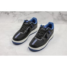 NIKE AIR FORCE 1 LOW x TYPE BLACK NAVY CI0060-001