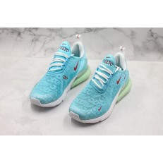 Nike Air Max 270 Blue White AQ9166-400