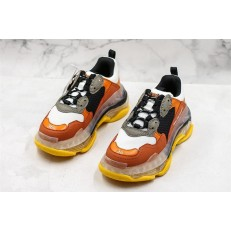 BALENCIAGA TRIPLE S SNEAKER 3.0 ORANGE 541624 W09E1 1766