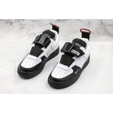 Carhartt WIP x NIKE AIR FORCE 1 LOW UTILITY WHITE BLACK AV6247-300