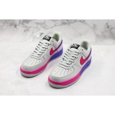 NIKE AIR FORCE 1 LOW GREY HYPER GRAPE CJ0524-002