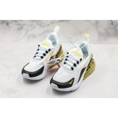 Nike Air Max 270 SE Floral Yellow White AR0499-005