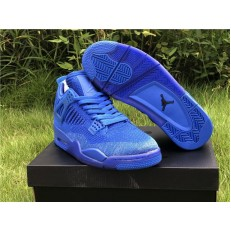 AIR JORDAN 4 FLYKNIT ROYAL AQ3559-400