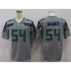 Seattle Seahawks #54 Bobby Wagner Gary Vapor Untouchable Player Limited Nike NFL Men Jersey