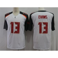 Tampa Bay Buccaneers #13 Mike Evans White Vapor Untouchable Limited Nike NFL Men Jersey