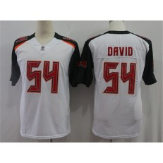 Tampa Bay Buccaneers #54 Lavonte David White Vapor Untouchable Limited Nike NFL Men Jersey