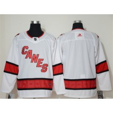 Carolina Hurricanes Brand White Adidas NHL Men Jersey