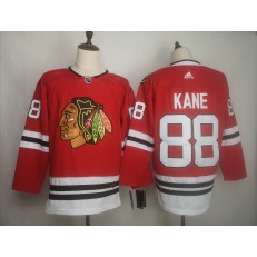 Chicago Blackhawks #88 Patrick Kane Red Adidas NHL Men Jersey