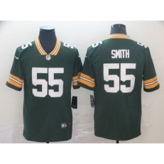 Green Bay Packers #55 Za'Darius Smith Green Vapor Untouchable Limited Nike NFL Men Jersey
