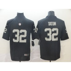 Oakland Raiders #32 Jack Tatum Black Vapor Untouchable Limited Nike NFL Men Jersey
