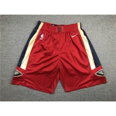New Orleans Pelicans Red Nike Shorts