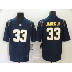 Los Angeles Chargers #33 Derwin James Navy 2020 New Vapor Untouchable Limited Nike NFL Men Jersey