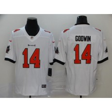 Tampa Bay Buccaneers #14 Chris Godwin White New 2020 Vapor Untouchable Limited Nike NFL Men Jersey