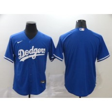 MLB Los Angeles Dodgers Blank Royal 2020 Nike Flexbase Jersey