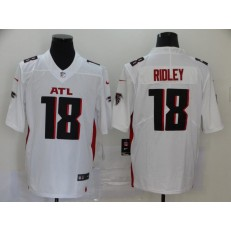 Atlanta Falcons #18 Calvin Ridley White 2020 New Vapor Untouchable Limited Nike NFL Men Jersey